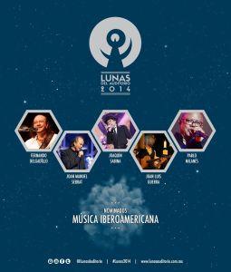 luna musica iberoamericana