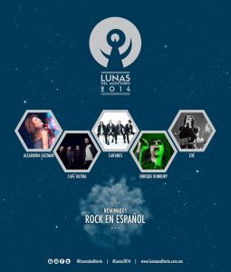 luna rock espaol